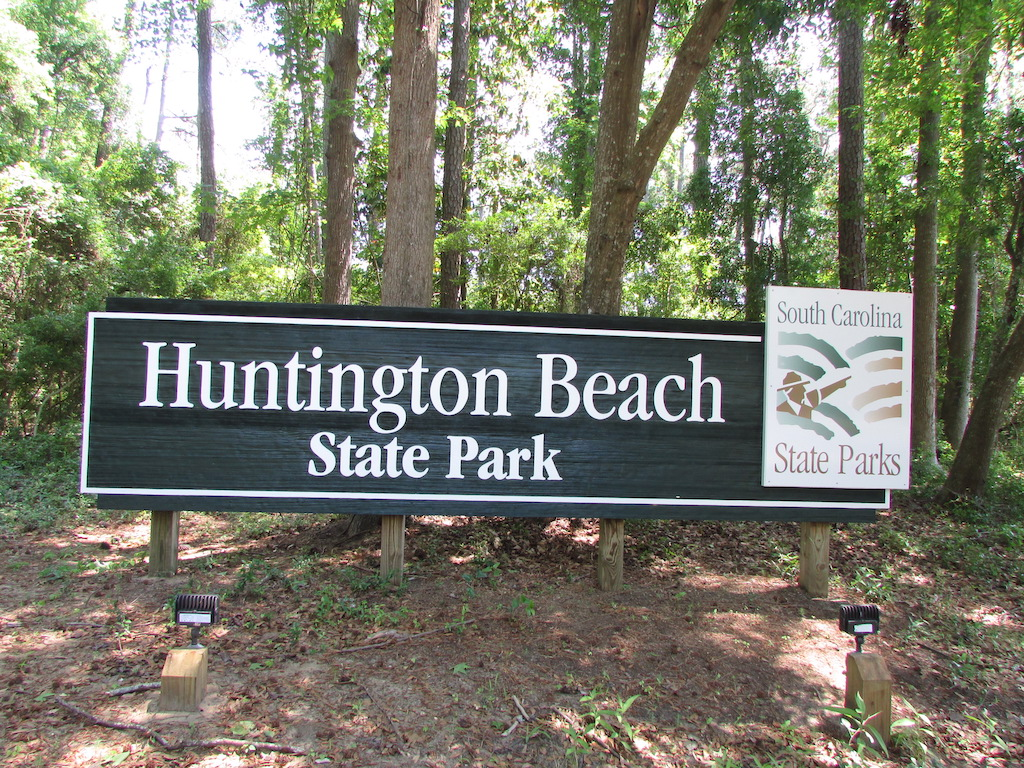 Camp Site Review Huntington Beach State Park Murrells Inlet Sc The Family Glampers
